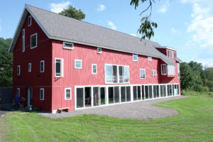 Golden Foundation Artist In Residence Barn Opening, August 2011