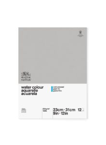 884955053454-W&N WATERCOLOUR CLASSIC PAD 9X12IN SIDE GLUED (High Resolution) b