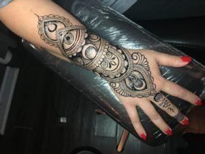 jagua hand